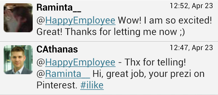 Raminta Athanas prezi Pinterest